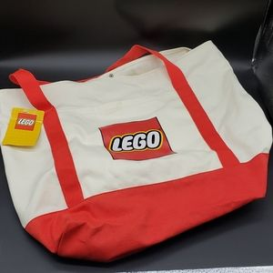 Official Lego tote bag